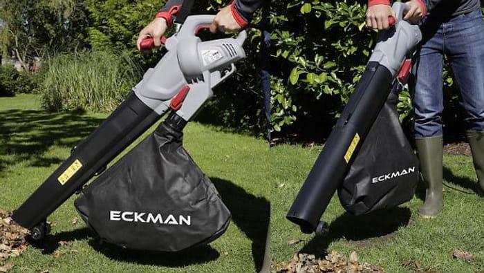 Eckman 3-in-1 3000W Leaf Blower, Vacuum & Shredder