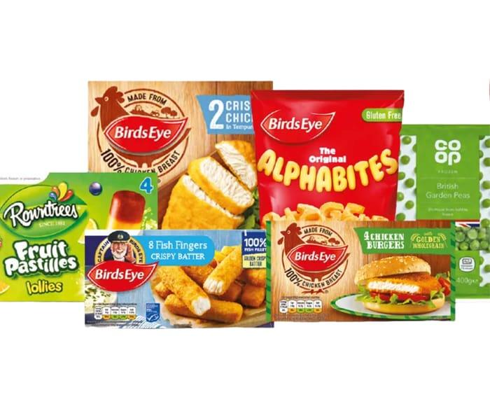 NEW! Co-Op Freezer Filler Meal Deal - Save £5.40!