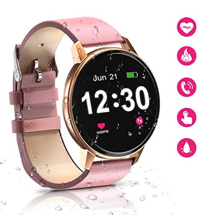 Bluetooth Smartwatch for Women