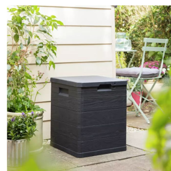 Toomax 90L Patio & Balcony Outdoor Storage Chest