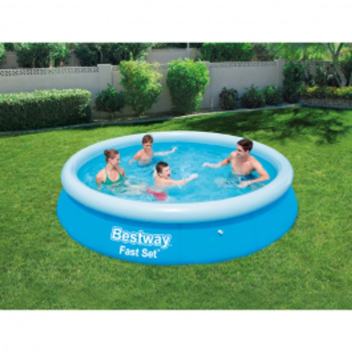 *Save £20* Bestway 12ft X 30inch Fast Set Swimming Pool