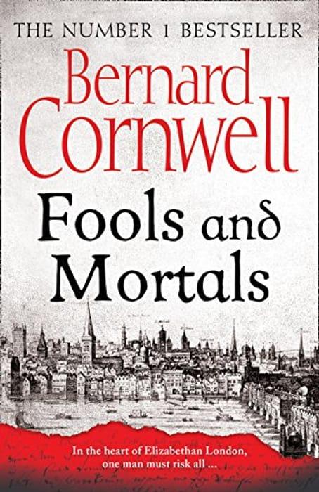 Paperback Bernard Cornwell Fools and Mortals
