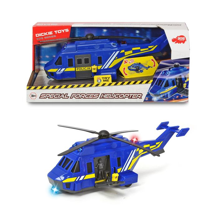 Simba-Special Forces Helicopter Toy