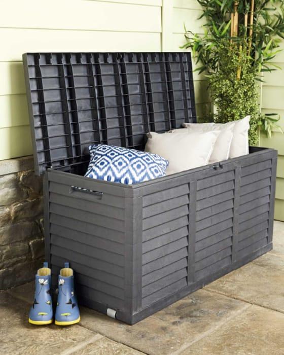 Cheap Gardenline Garden Storage Box 300L - Only £29.99!