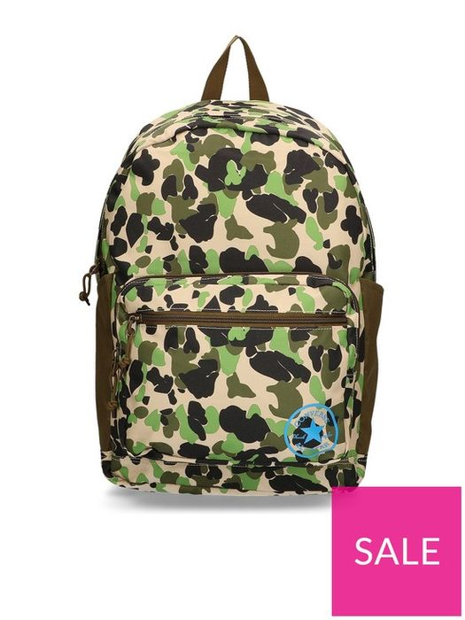 *SAVE £23* Converse Go 2 Backpack - Camo