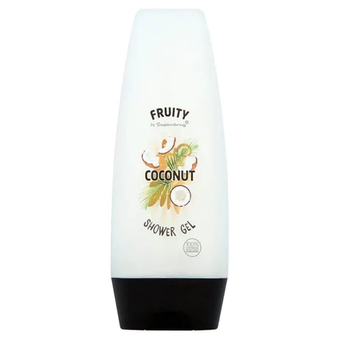 Best Price! Superdrug Fruity Coconut Shower Gel + Variety of Other Fruity Shower