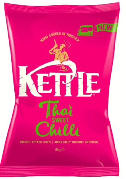 Free Kettle Thai Sweet Chilli Chips 150g at Asda Via COS