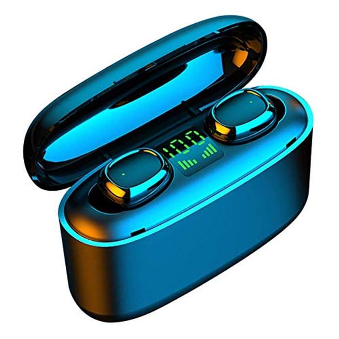 TWS Wireless Bluetooth Earbuds Stereo