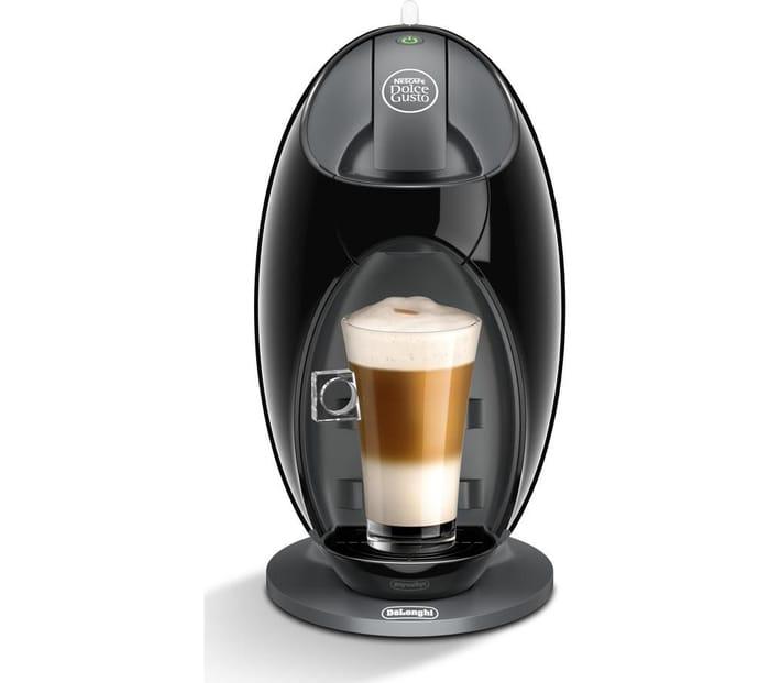 NESCAFE DOLCE GUSTO Jovia Coffee Machine - Black / White / Red