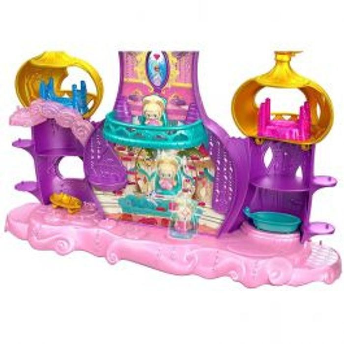 Shimmer & Shine Floating Genie Palace Playset
