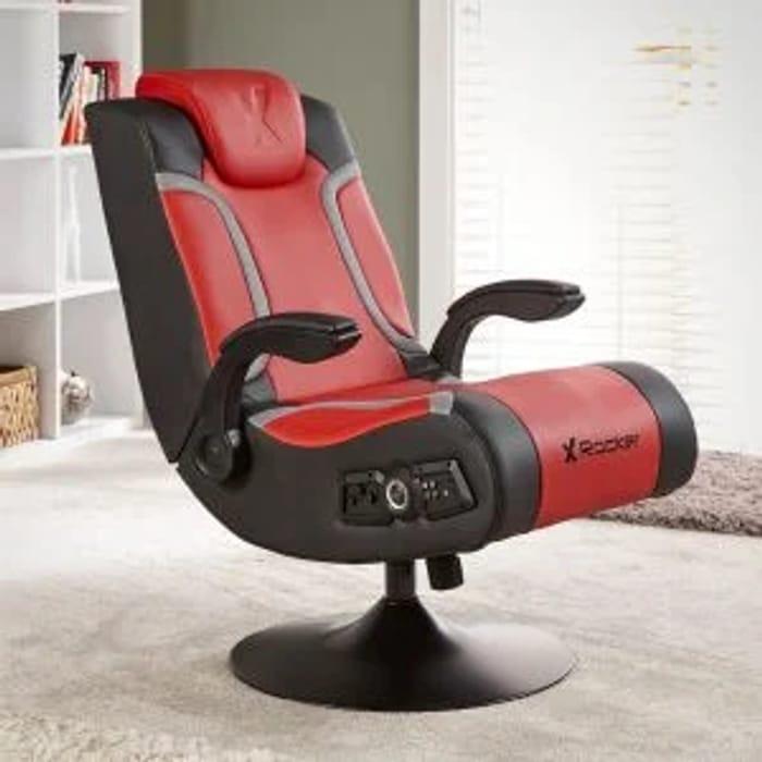 X-Rocker Vision 2.1 Wireless Gaming Chair