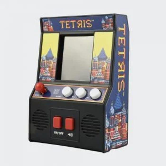 Tetris Mini Arcade Game - Save £10