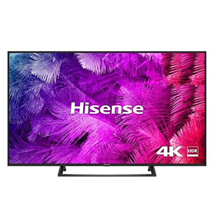 *SAVE £200* HISENSE 65-Inch 4K Ultra HD Smart TV (2020)