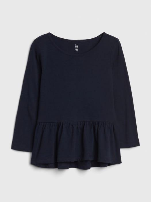Toddler Peplum Tunic Size 6-12M