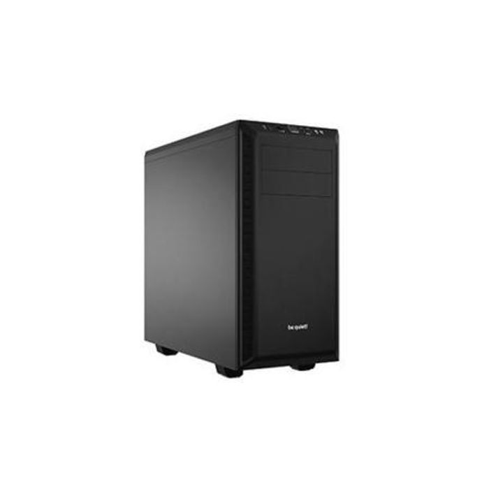 Pure Base 600 Gaming Case ATX No PSU 2 X Pure 7%off Delv from Laptop Direct.