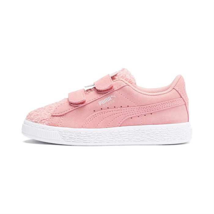 Suede Winter Monster Kids' Trainers