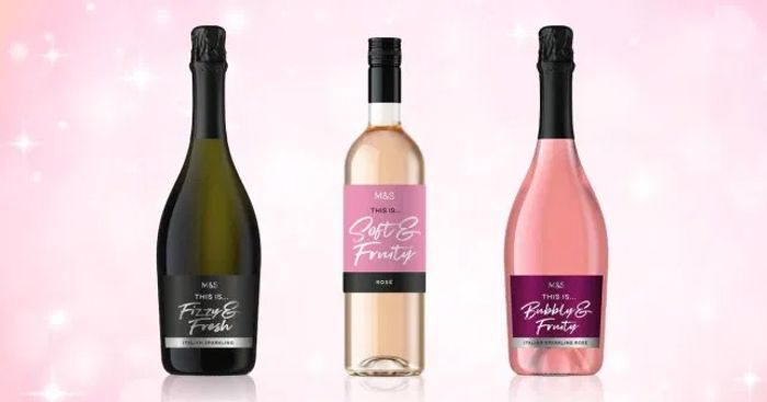 M&S Launch a £5 a Bottle Wine Range