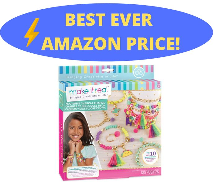 Best Ever Price! Make It Real - Neo-Brite Chains and Charms
