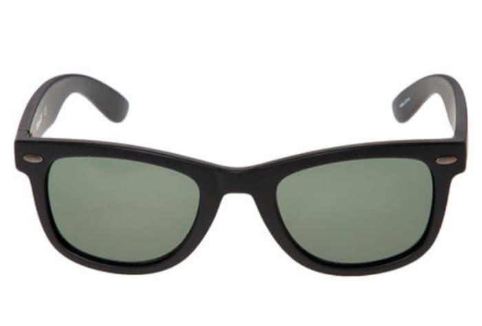 Timberland Black Square Sunglasses 64%off at TK Maxx