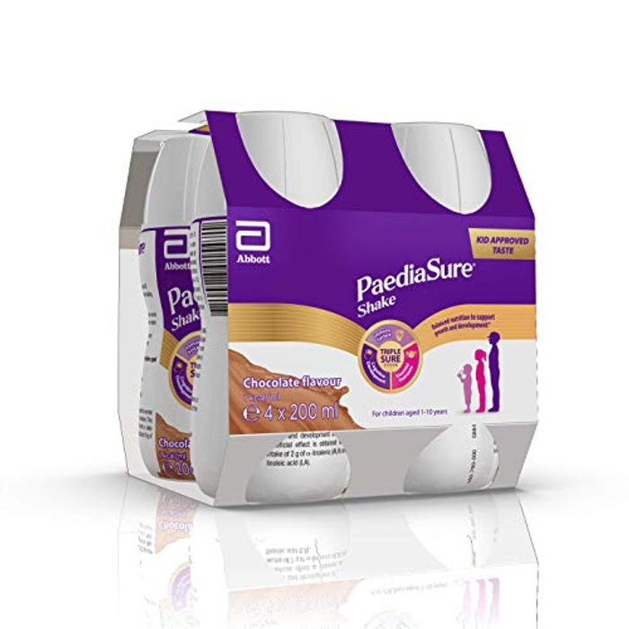 PaediaSure Shake, Ready-to-Drink Chocolate Flavour Food