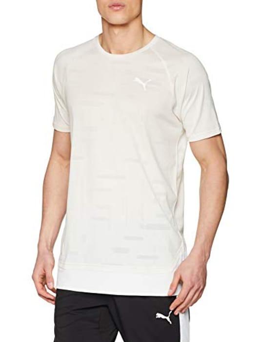 PUMA Men's N.r.g. Ss Tech Tee T Shirt