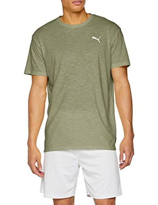 PUMA Men's Energy Ss Tee T-Shirt