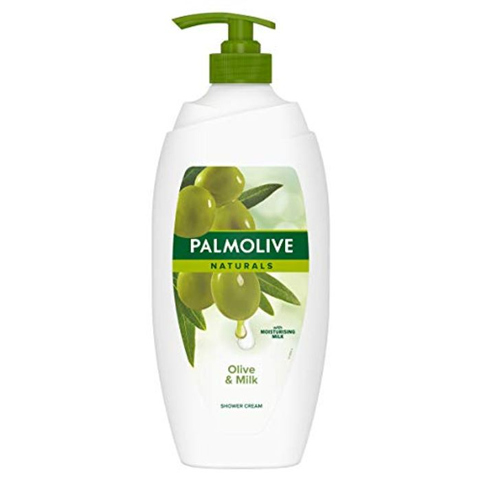 Palmolive Natural Olive & Milk Shower Gel 750ml £2.80 at Amazon