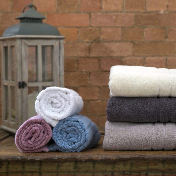 Pure Cotton Zero-Twist Towel
