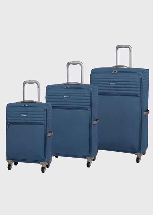 IT Luggage Soft Shell Suitcase - CABIN BAG ONLY SIZE LEFT