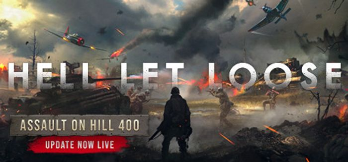 Hell Let Loose (PC Game)