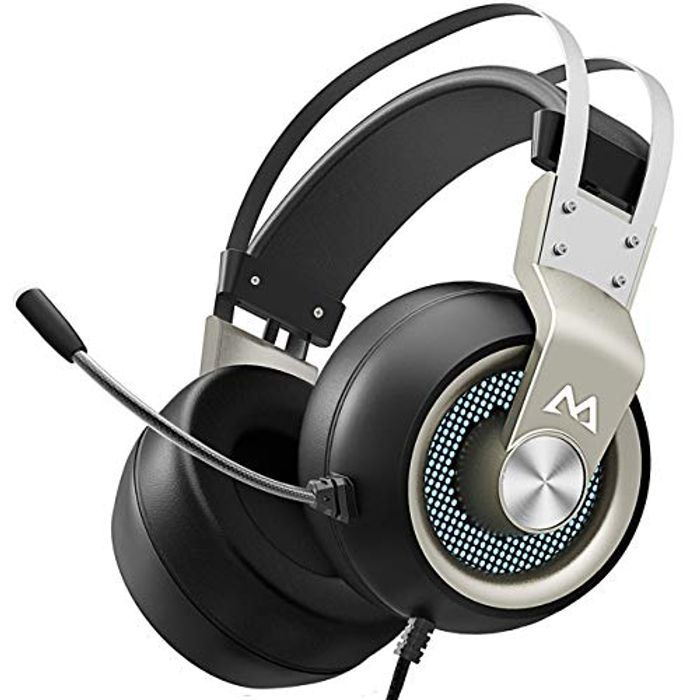 Mpow EG3 Pro Gaming Headset PS4 - Stereo Surround Sound Gaming
