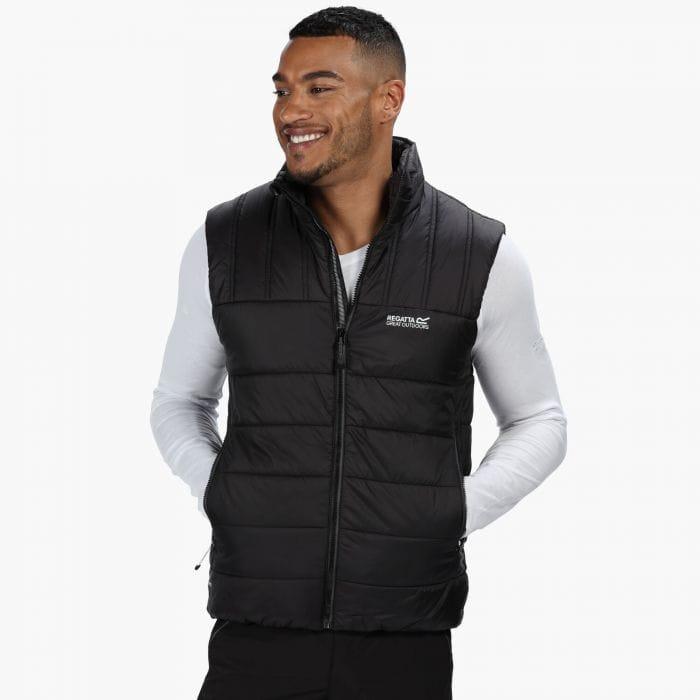 Regatta Men's Freezeway Bodywarmer Black on Sale From £50 to £14.95