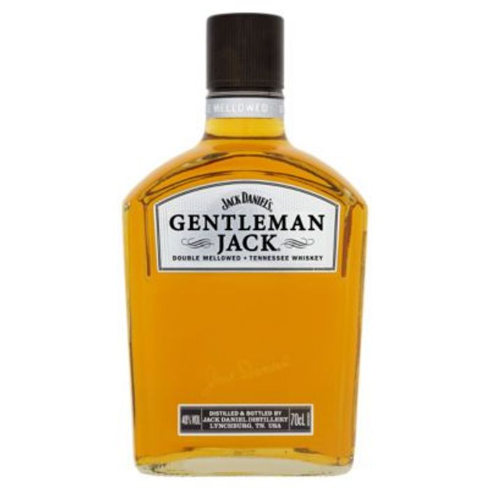 Jack Daniel's Gentleman Jack Rare Tennessee Whiskey at Asda