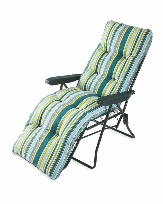 Gardenline Relaxer Chair - Only £24.99!