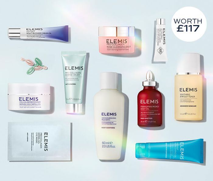 Free 10-Piece Gift When You Spend £150
