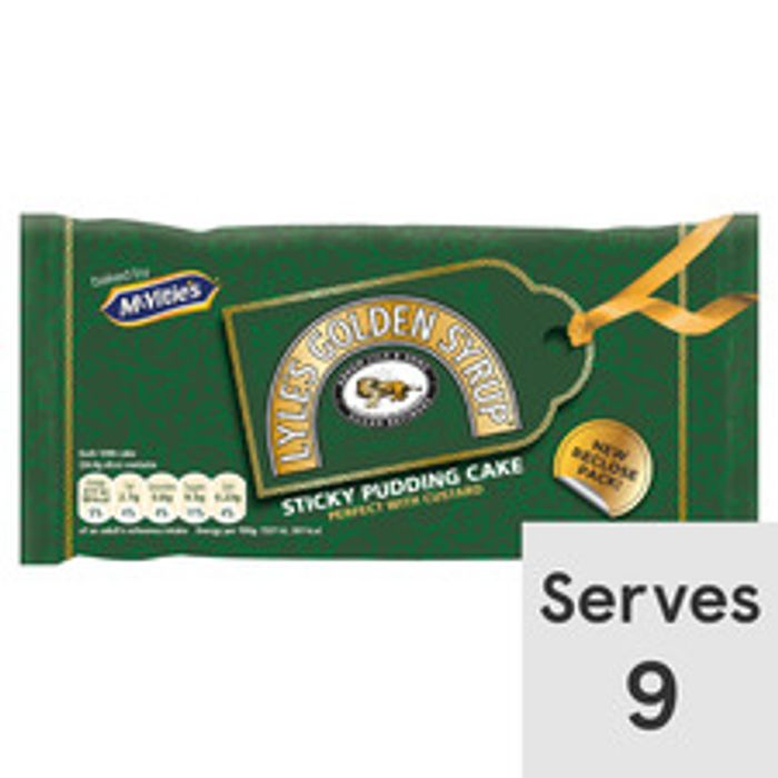 Best Price! Mcvitie's Original Lyle's Golden Syrup or Jamaican Ginger Cake