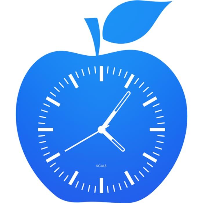 Real Time Calorie Burner Clock FREE at Google Play