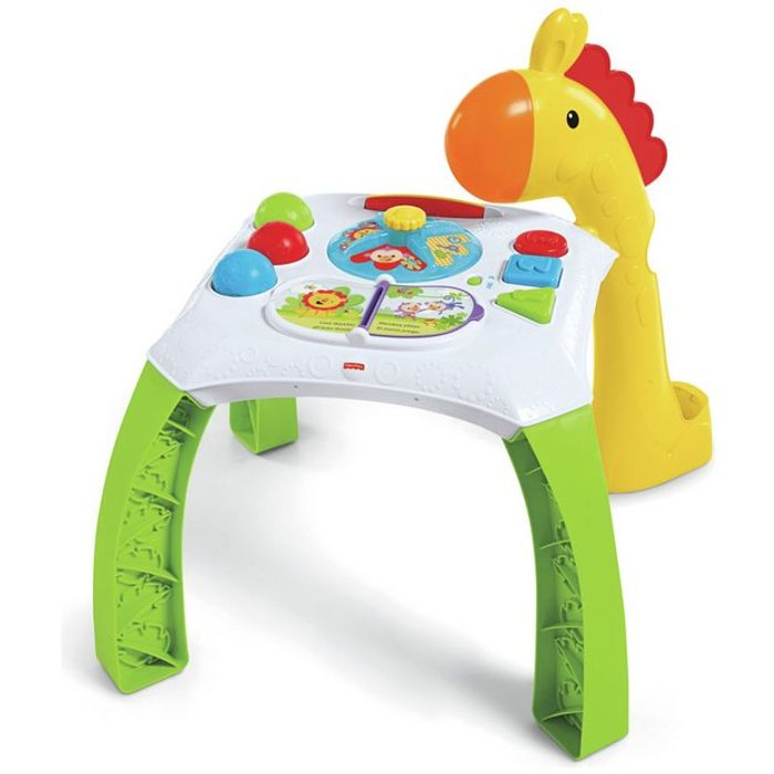 Fisherprice Animal Friends Learning Activity Table
