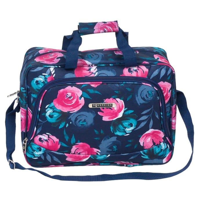 Sovereign Cabin Bag 30cm - Floral