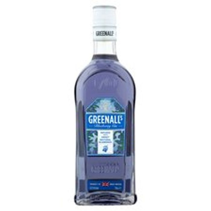 Greenalls Blueberry / London Dry & Wild Berry Gin 37.5% 700ml Bottle - £12