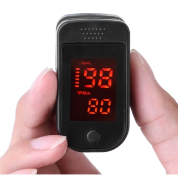 Fingertip Pulse Oximeter LED for £9.78 Delivered