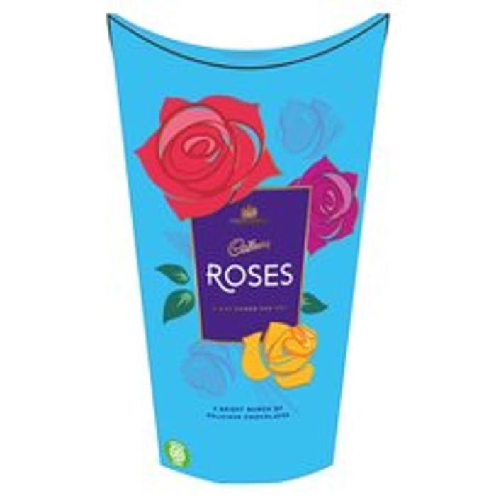 Cadbury Roses Chocolate 290G Carton