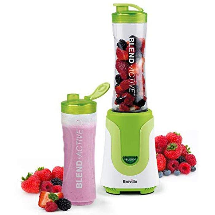 Breville Blend Active Personal Blender & Smoothie Maker