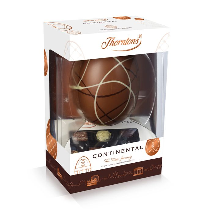 Thorntons Continental Statement Easter Egg