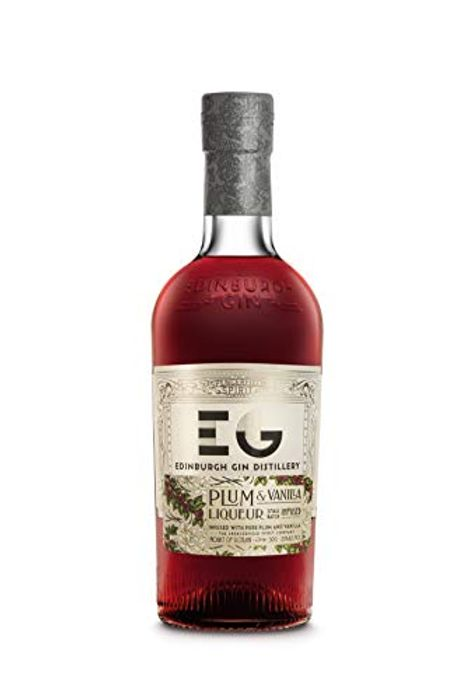 Edinburgh Gin Plum and Vanilla Gin Liqueur 50cl