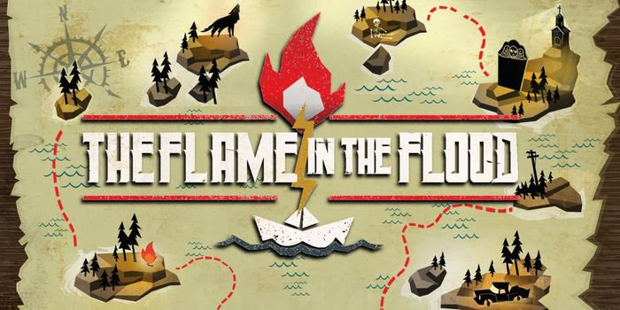 Special Offer - [Nintendo Switch] the Flame in the Flood: Complete Edition
