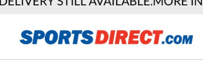 Get £5 off a £20 Spend at Sports Direct