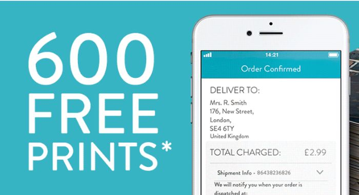 Download the App and Claim Your 600 Free Prints!
