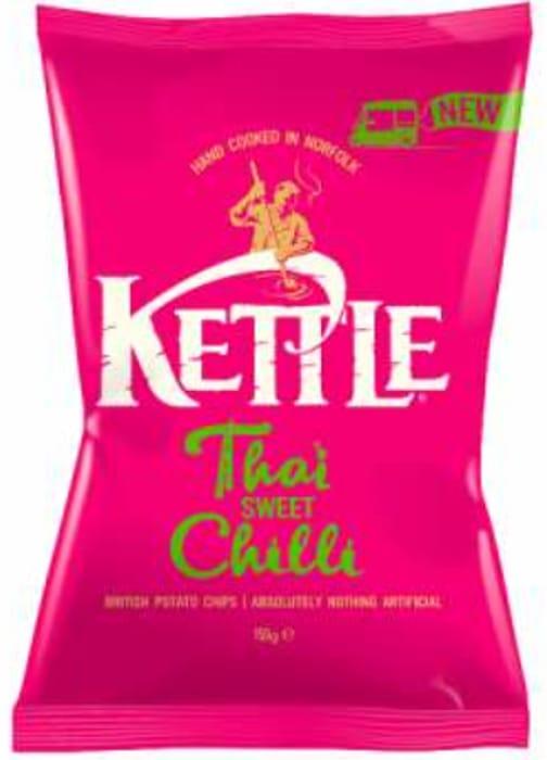 Free Kettle Thai Sweet Chilli Chips 150g at Asda via COS