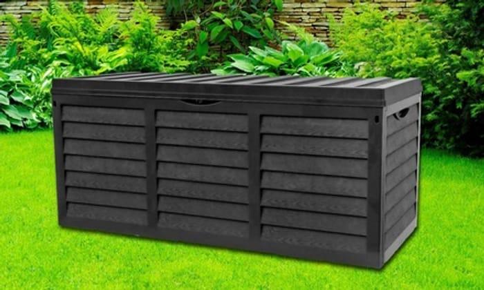 *SAVE £64* Garden Storage Box with Lid